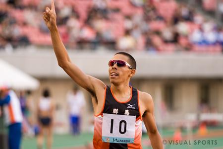 男子400mHは杉町が優勝、成迫は6連覇逃す