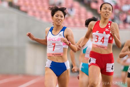 女子800m、丹野がロンドン五輪に向け新たな挑戦